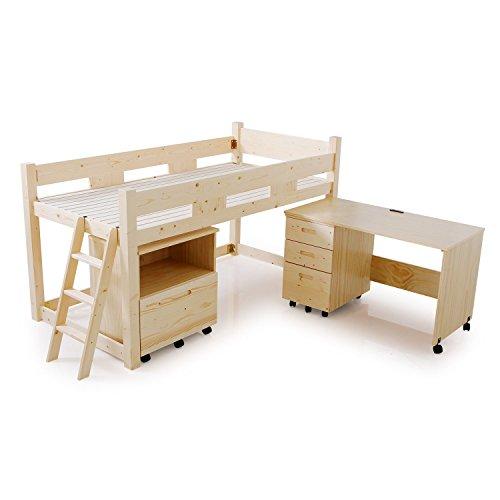 子ども用のベッドおすすめ3選!2段ベッドやロフトタイプも
