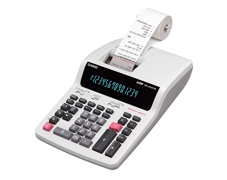 プリンタ電卓の選び方&おすすめ3選【計算結果を印刷できる】
