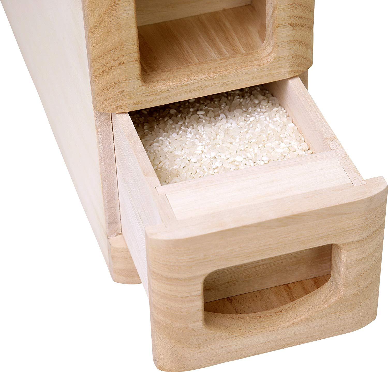 米びつのおすすめ6選!冷蔵庫に収まるおしゃれタイプも