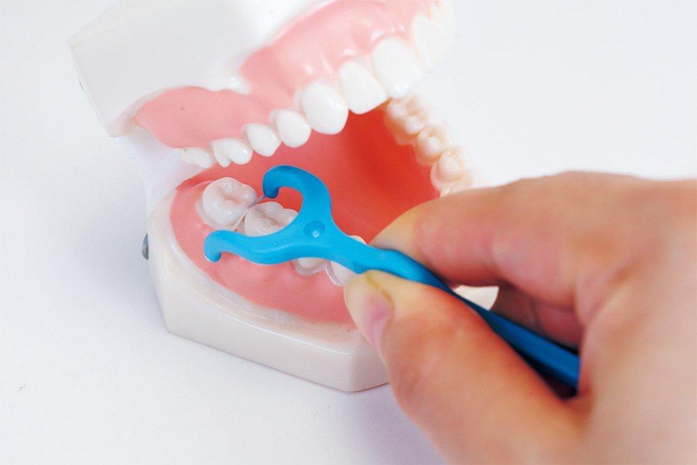 デンタルフロスのおすすめ10選!口臭の原因の歯石を除去