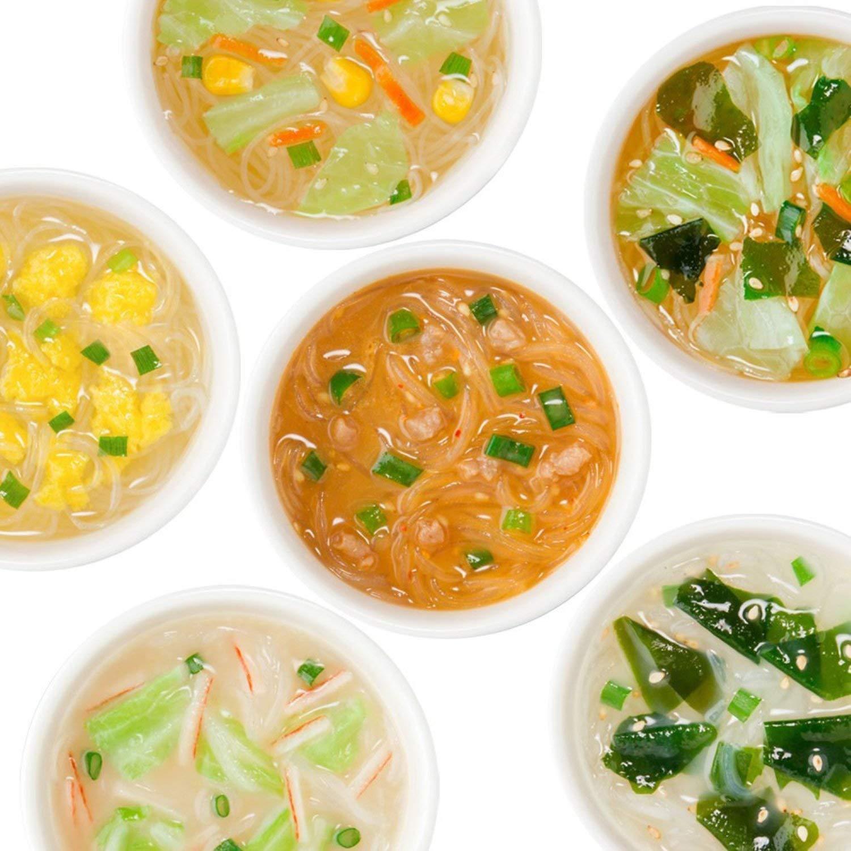 スープはるさめのおすすめ5選!カップ付きも