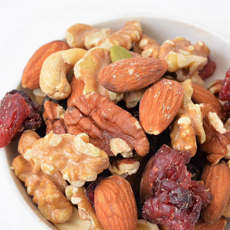 フルーツミックスナッツのおすすめ4選&選び方【栄養満点】
