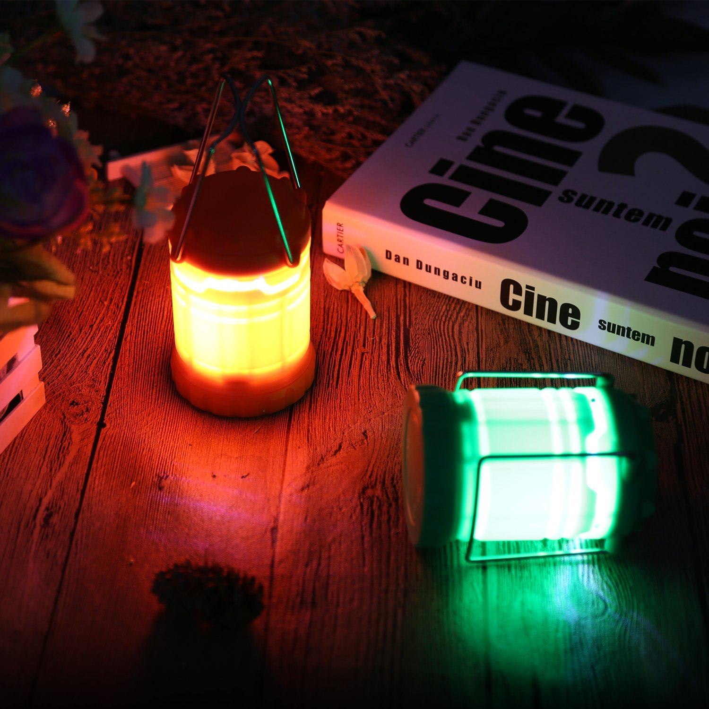 LEDランタンのおすすめ5選!USB充電式も