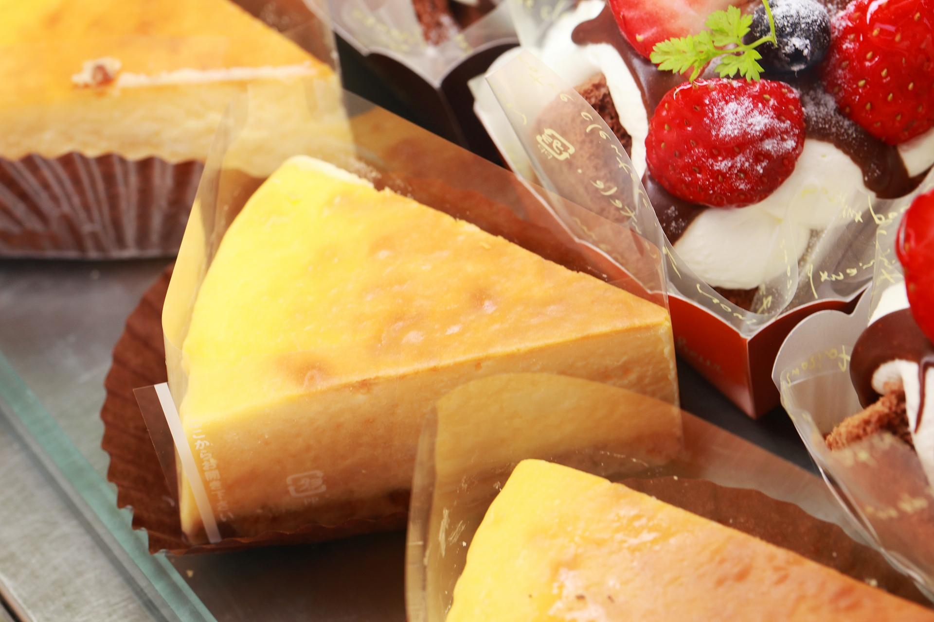 チーズケーキのおすすめ4選!個包装タイプも