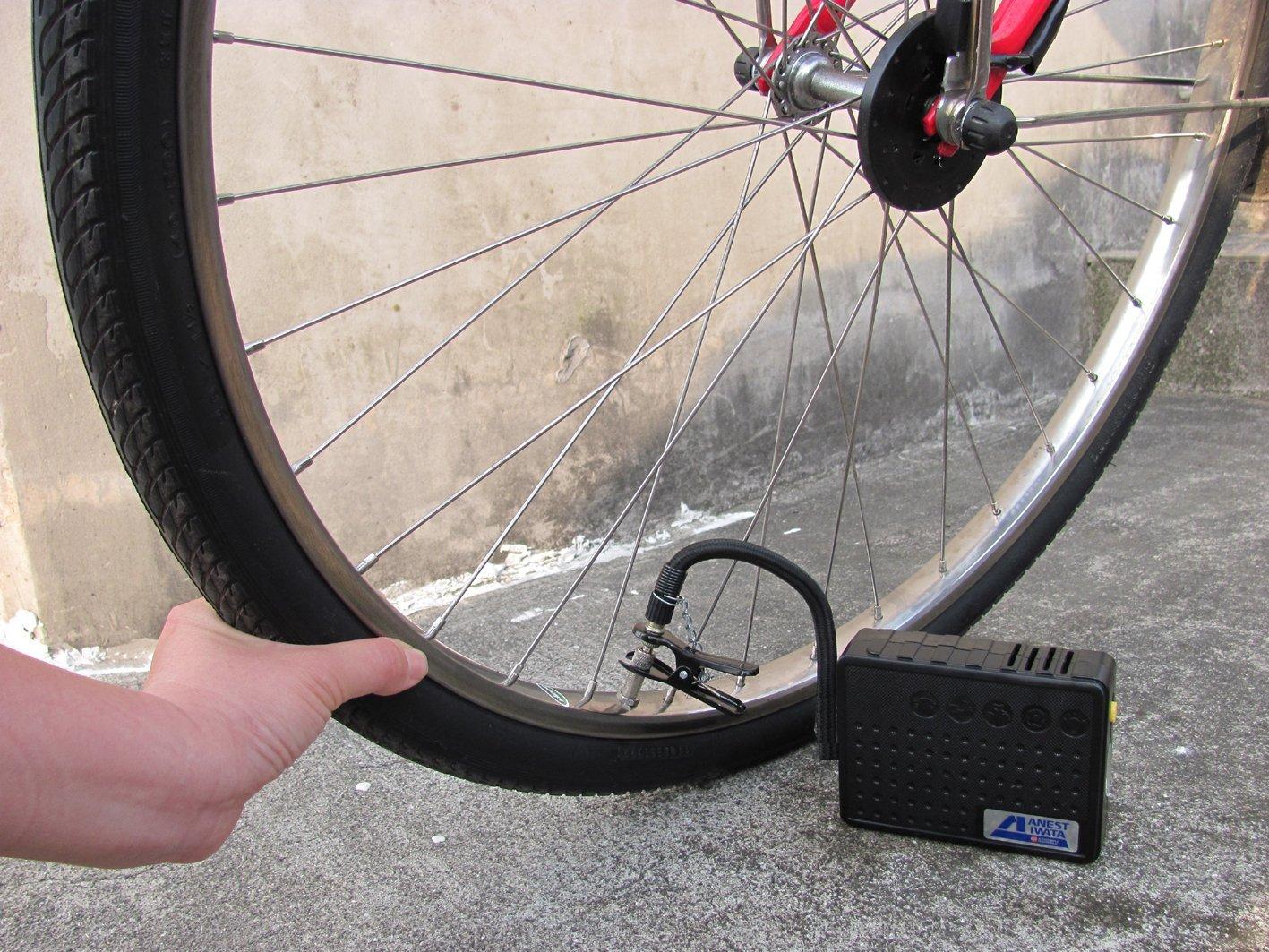 自転車空気入れのおすすめ5選&選び方【携帯できるサイズも】