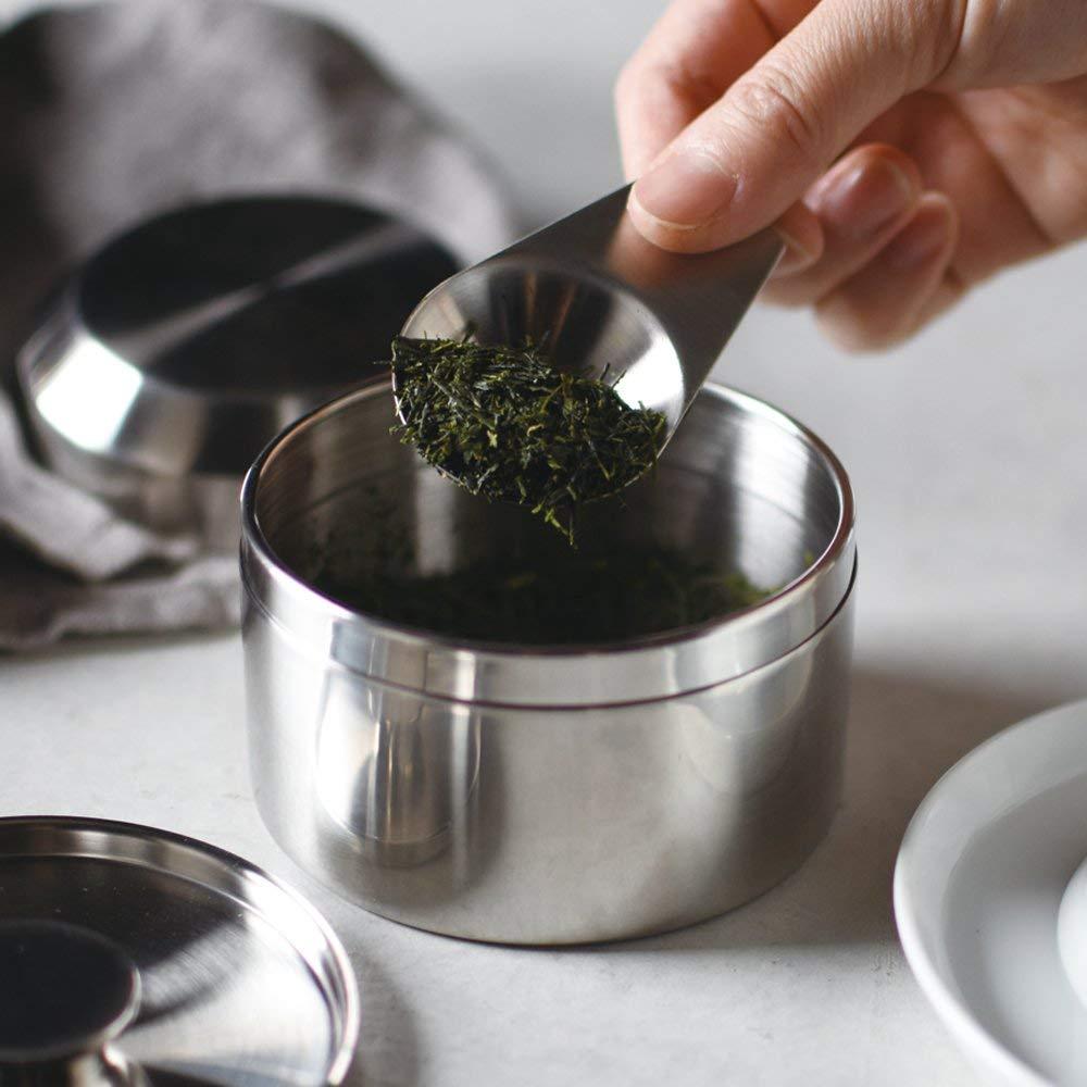 茶さじのおすすめ7選&選び方【紅茶、抹茶にも】