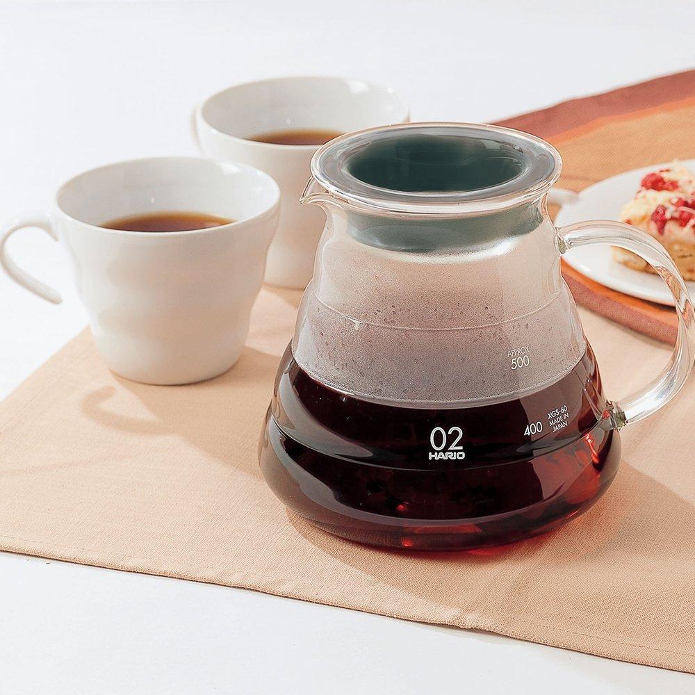 コーヒーサーバーのおすすめ5選&選び方【おしゃれなデザインも】