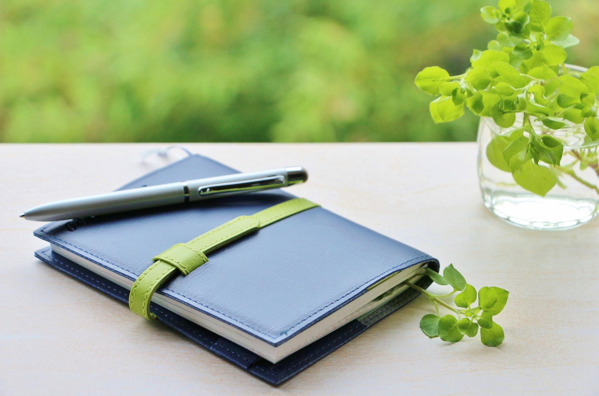 日記帳(手帳)の選び方&おすすめ4選【日々の出来事を残そう】