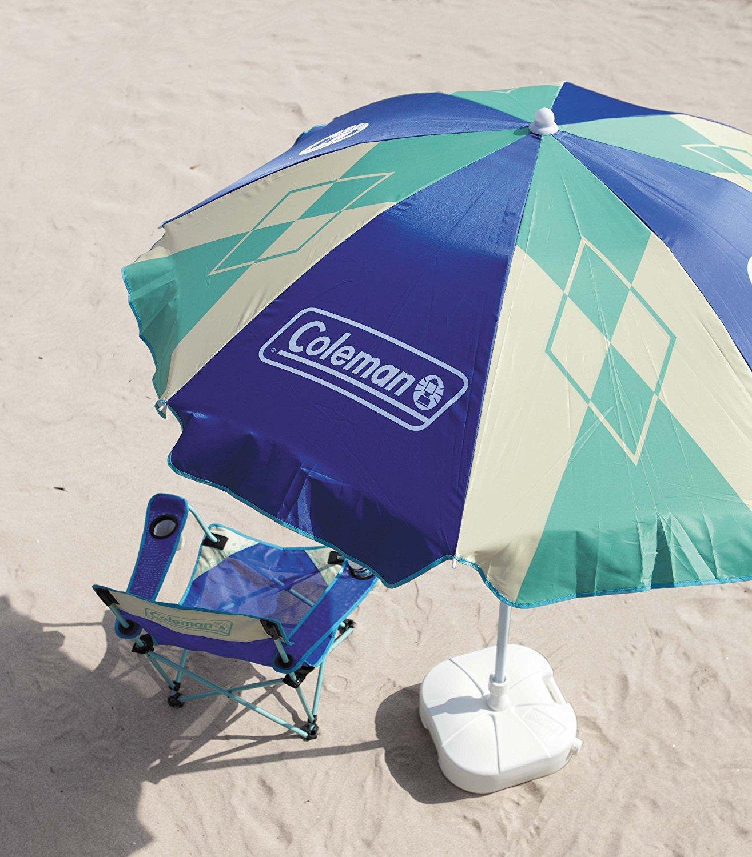 アウトドア用パラソルのおすすめ3選&選び方【紫外線対策・ビーチにも】