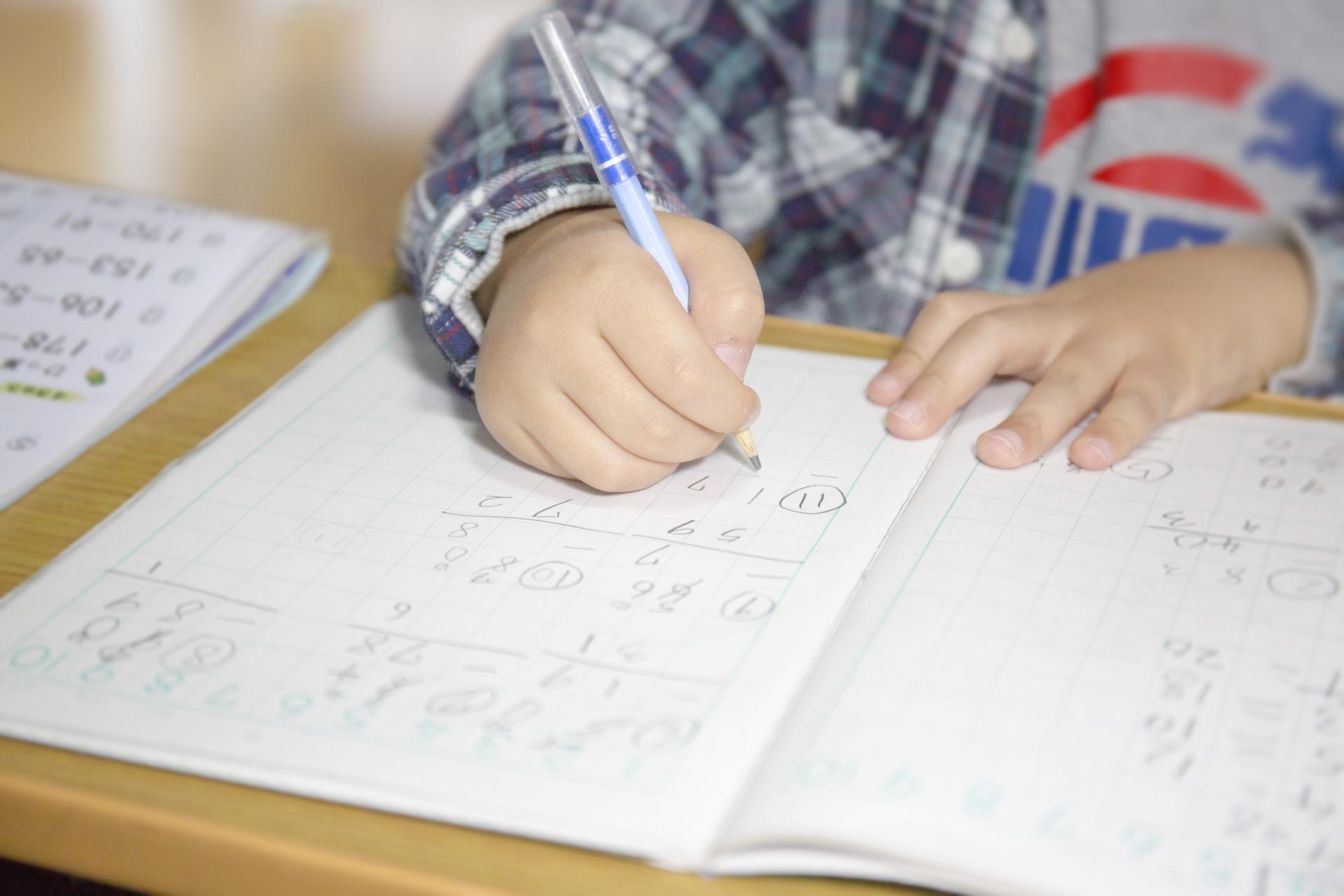 小学生向けの算数問題集・参考書おすすめ4選