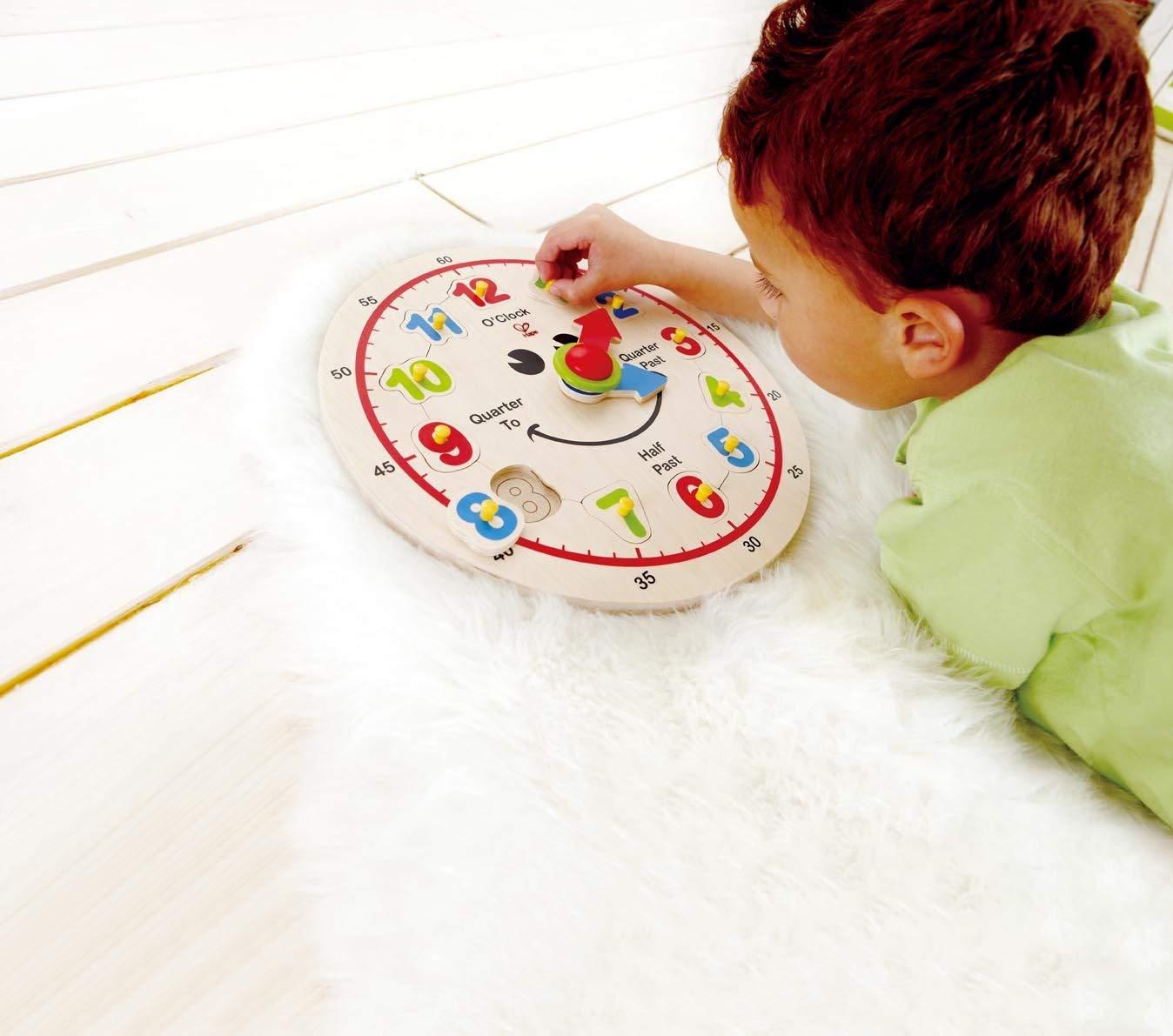 時計のおもちゃおすすめ7選!知育玩具の定番