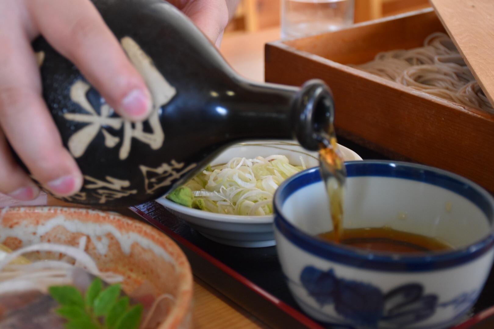 そば徳利の選び方&おすすめ4選【つゆが最後まで美味しい!】