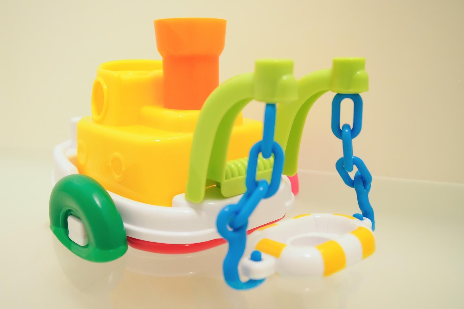お風呂用おもちゃのおすすめ6選!柔らかい素材の商品も