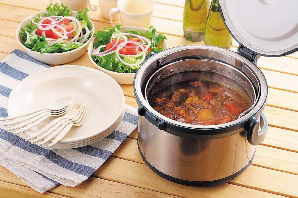 保温調理鍋のおすすめ2選!時短・光熱費の節約に