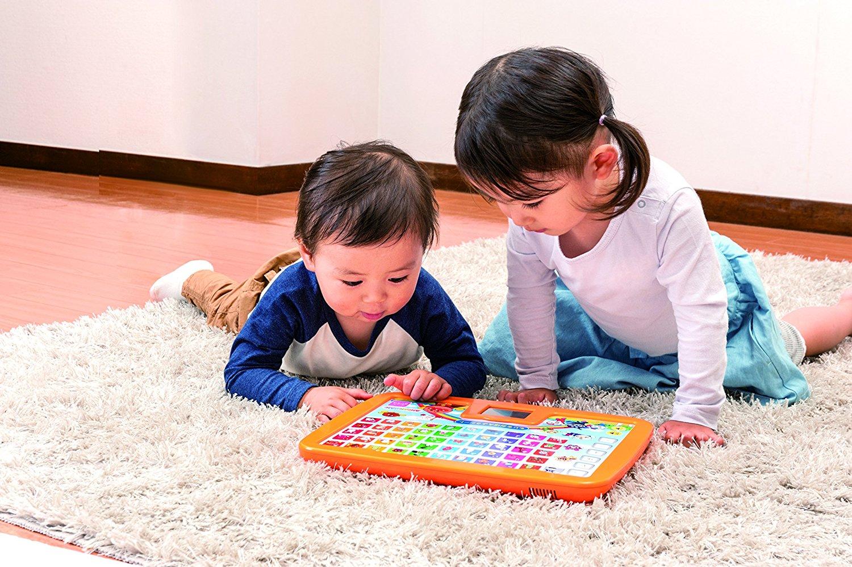 文字学習知育玩具のおすすめ5選!タブレット型も