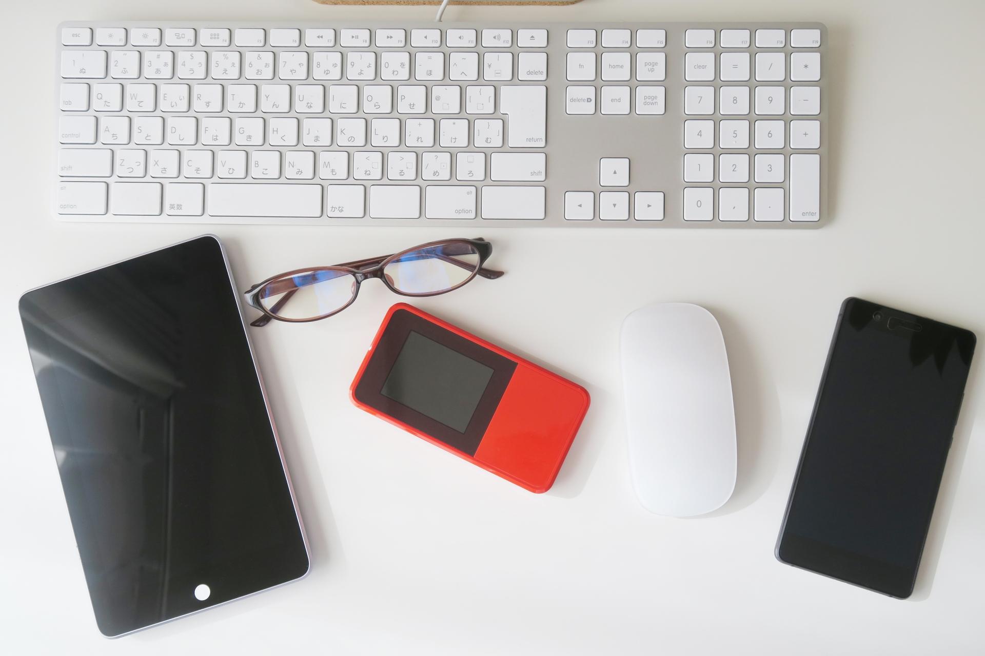 モバイルルーターの選び方&おすすめ3選【格安SIMでお得に!】