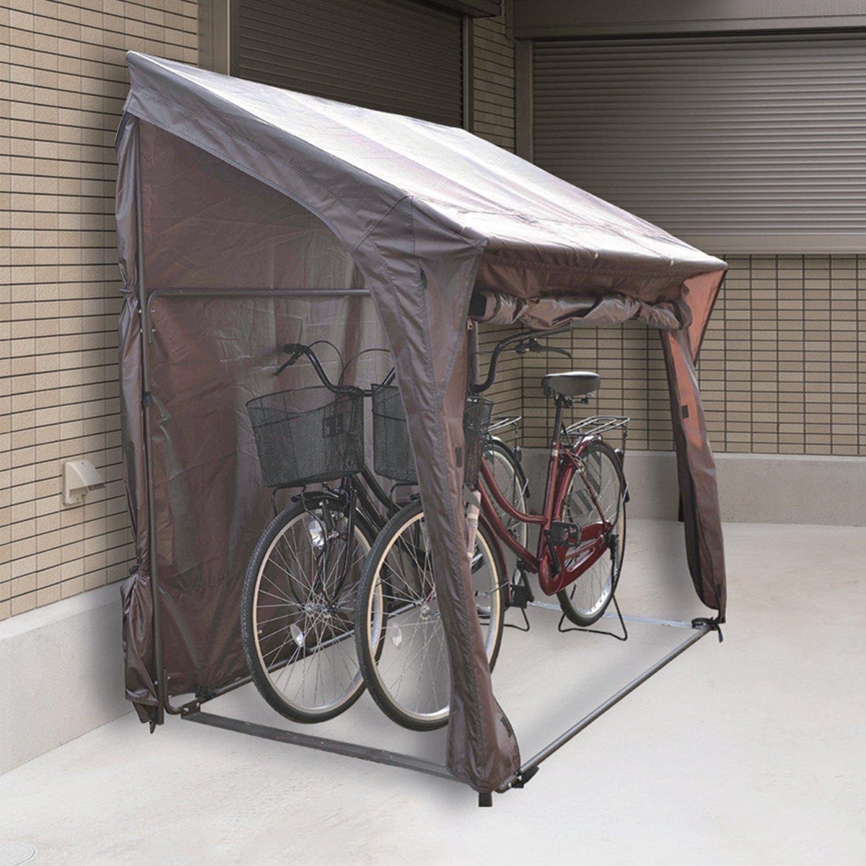 サイクルポートのおすすめ4選&選び方【おしゃれな自転車置場】