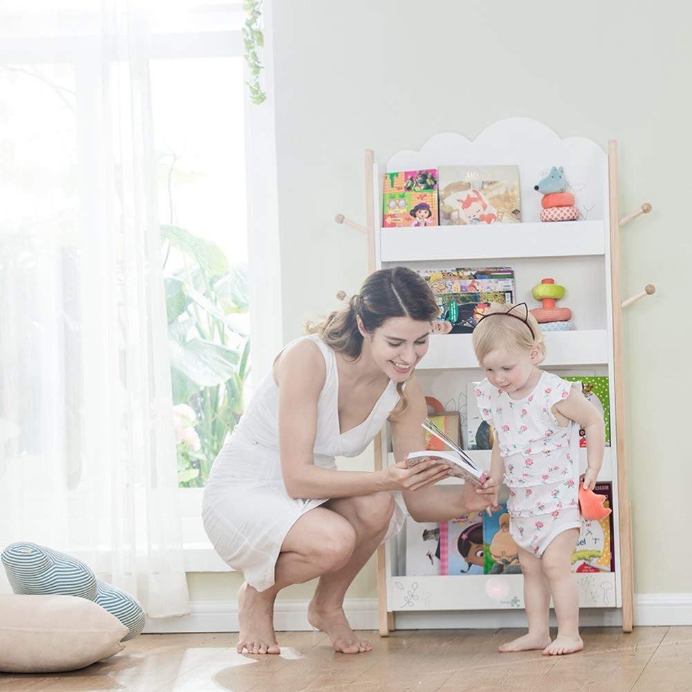 子ども用本棚のおすすめ3選!柔らかい素材も