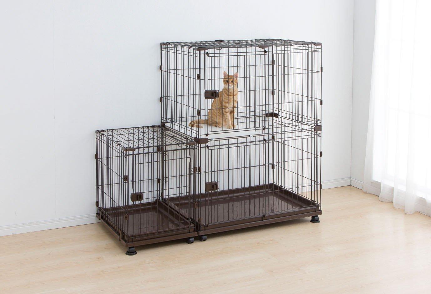猫用ケージの選び方&おすすめ3選【愛猫のために快適な空間を♡】