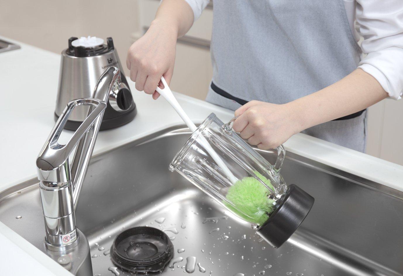 ボトルブラシのおすすめ5選!水筒やタンブラーの掃除に
