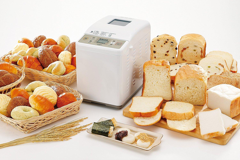 ホームベーカリーのおすすめ4選&選び方【焼きたてパンを毎朝♡】