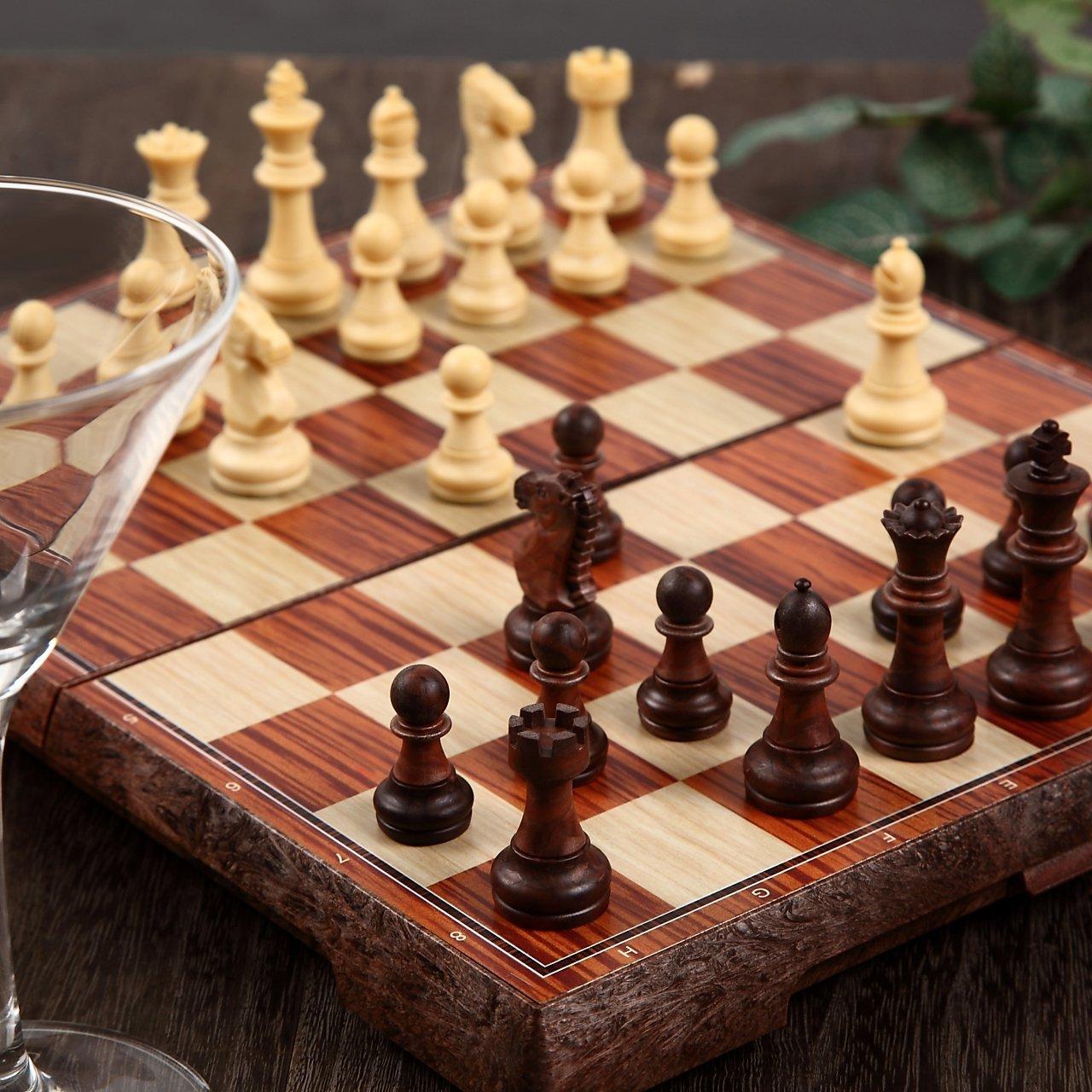 チェスのおすすめ5選&選び方【おしゃれな木製も】