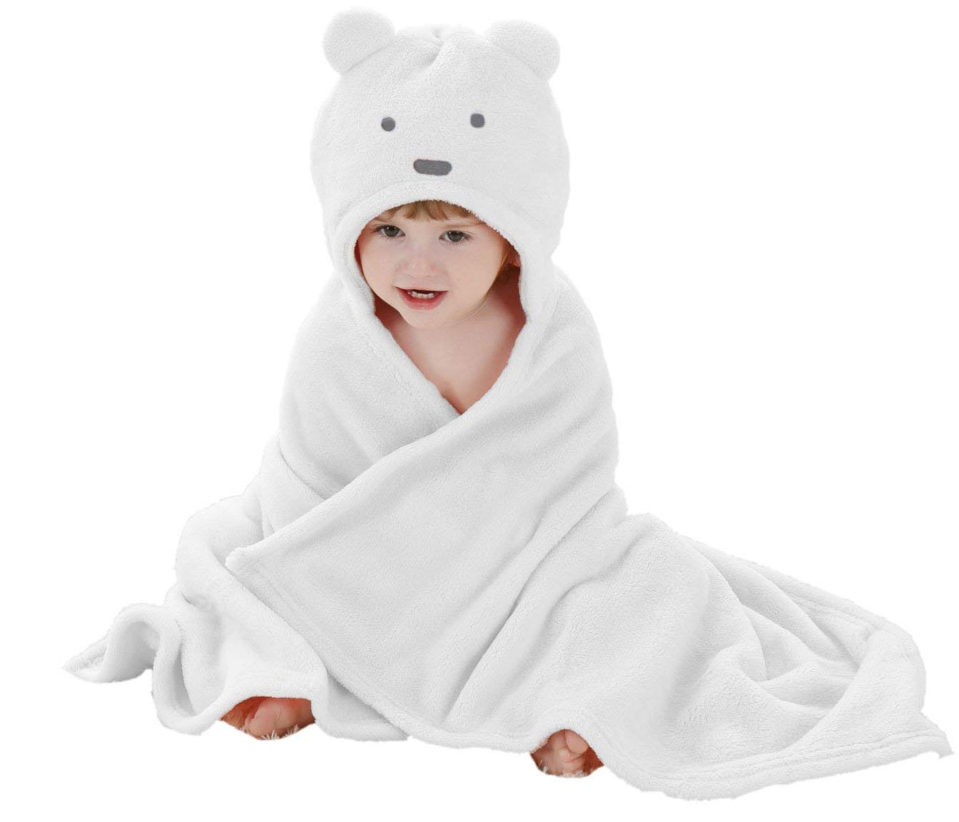 ベビー用バスローブのおすすめ3選【お風呂上がりに!】