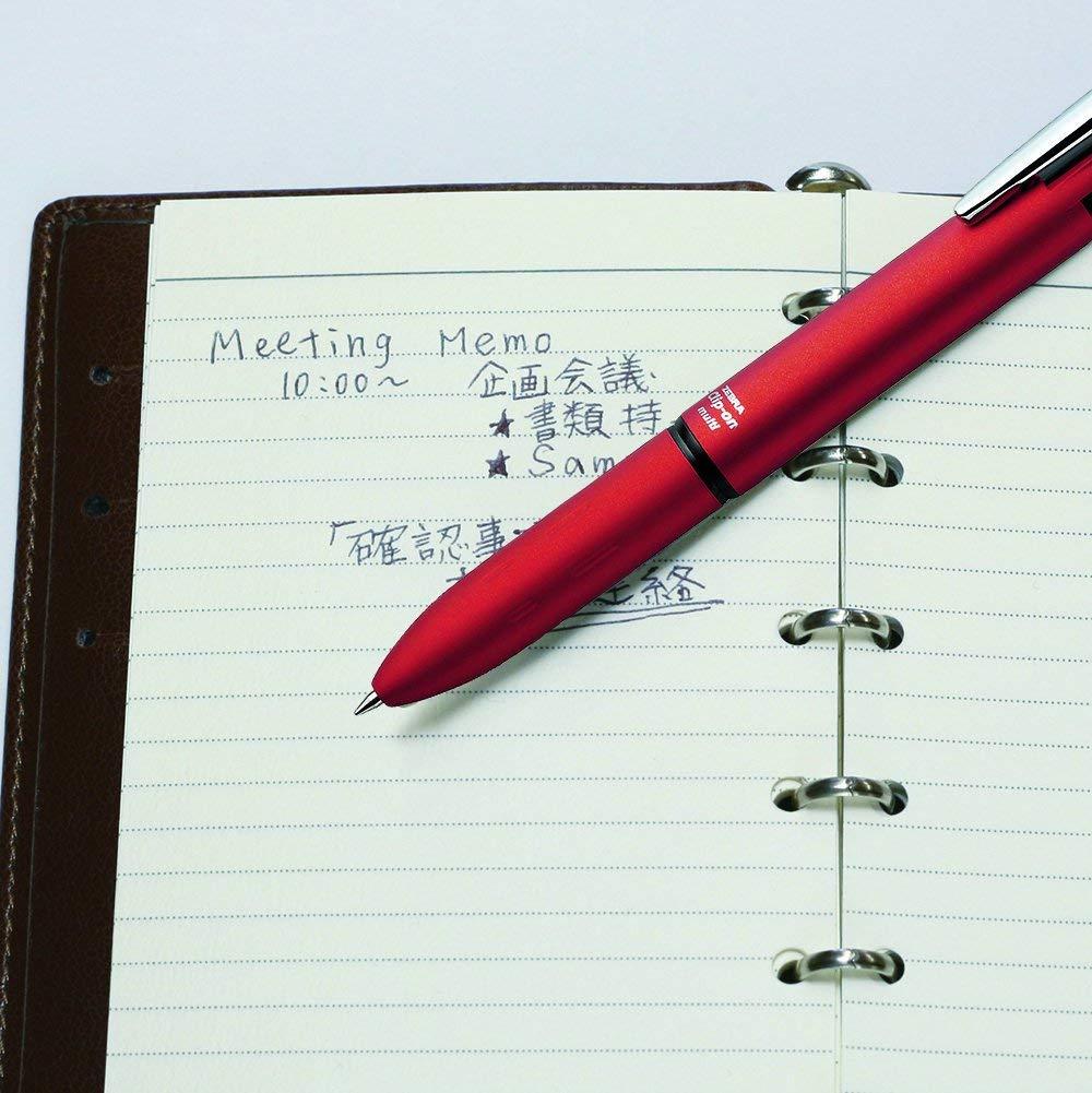 多機能ボールペンのおすすめ4選&選び方【おしゃれで高級なタイプも】
