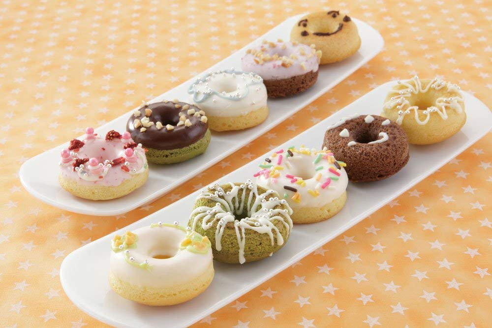 ドーナッツ型の選び方&おすすめ5選【おうちで手作りドーナッツ】