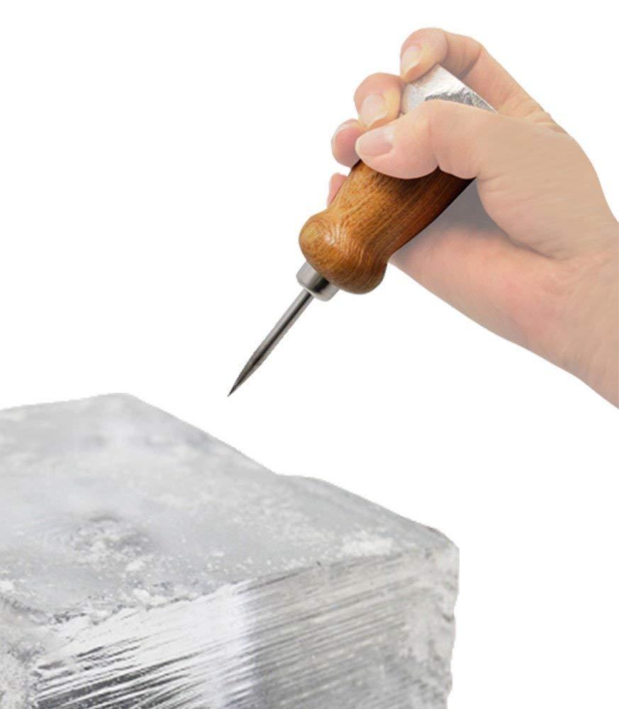 アイスピックのおすすめ4選&選び方【丸氷もつくれる!】