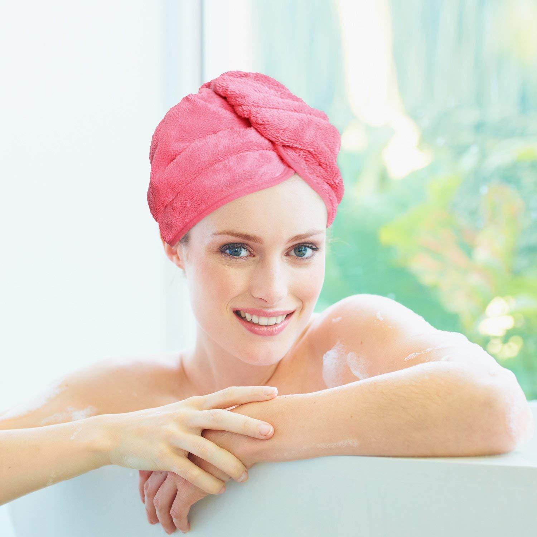 ヘアドライタオルのおすすめ7選!髪の水分超吸水