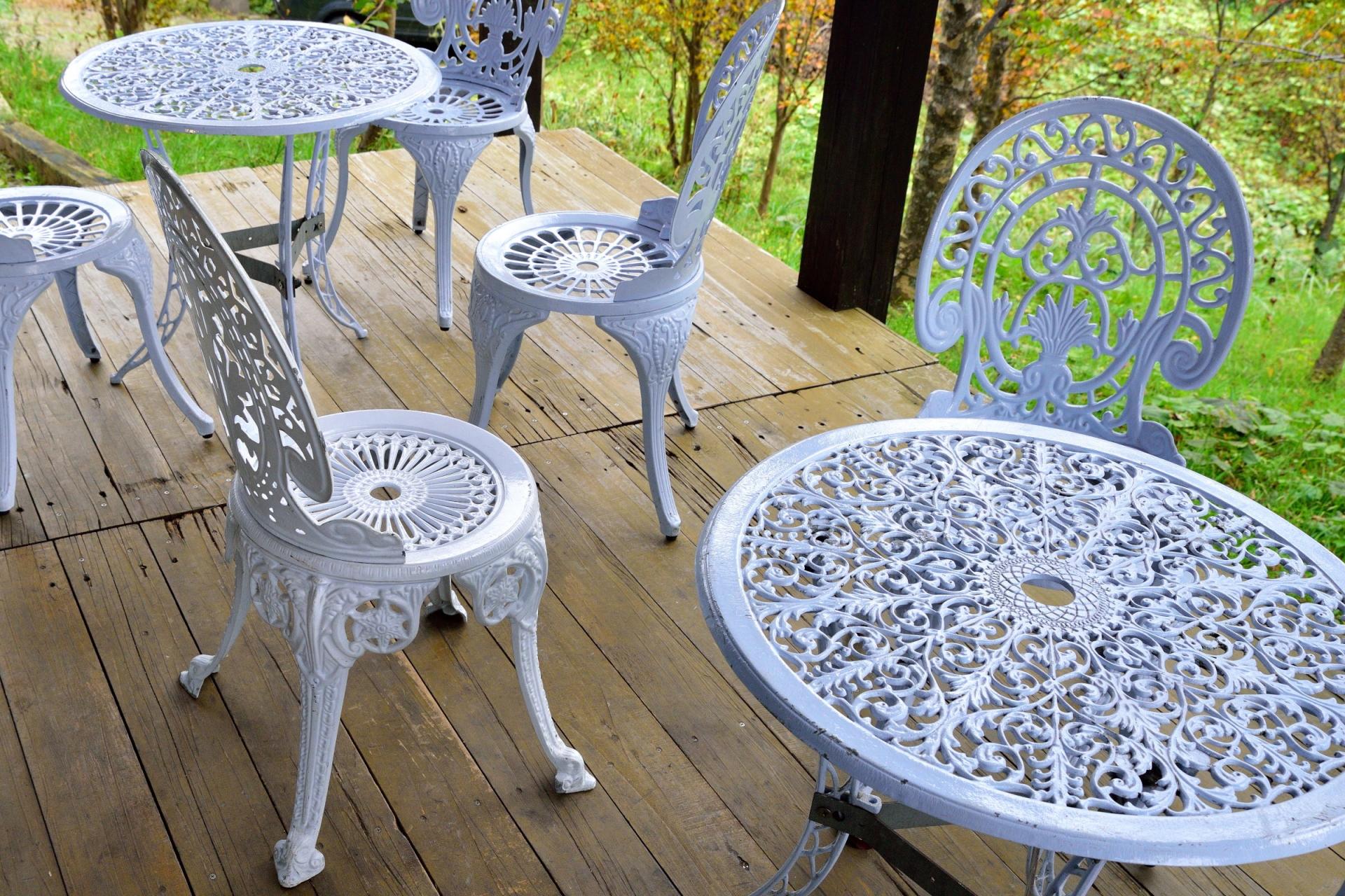 ガーデンテーブルのおすすめ7選!収納しやすいタイプも