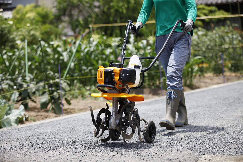 耕うん機の使い方&おすすめ4選【家庭菜園を本格的に楽しむ】