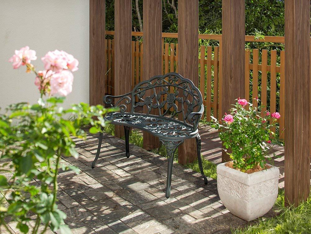 ガーデン用ベンチのおすすめ5選【素材・用途が多様!】