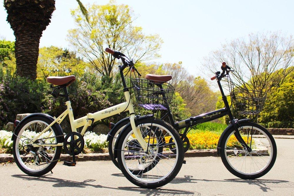 折りたたみ自転車のおすすめ5選!軽量で持ち運びやすい