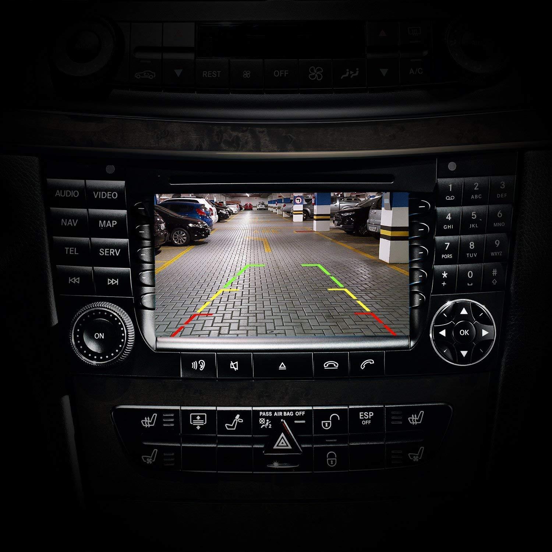 車載用バックカメラのおすすめ5選&選び方【バック駐車の事故防止】