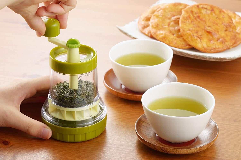 お茶ミルのおすすめ4選&選び方【電動と手動の違いも解説】