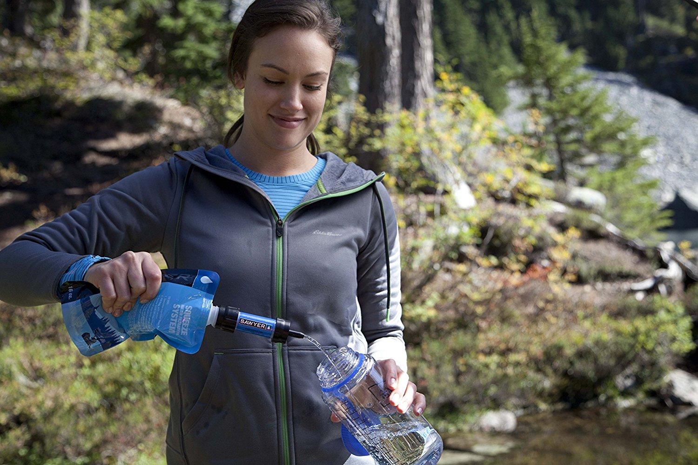 携帯用浄水器のおすすめ4選&選び方【災害時やアウトドアにも】