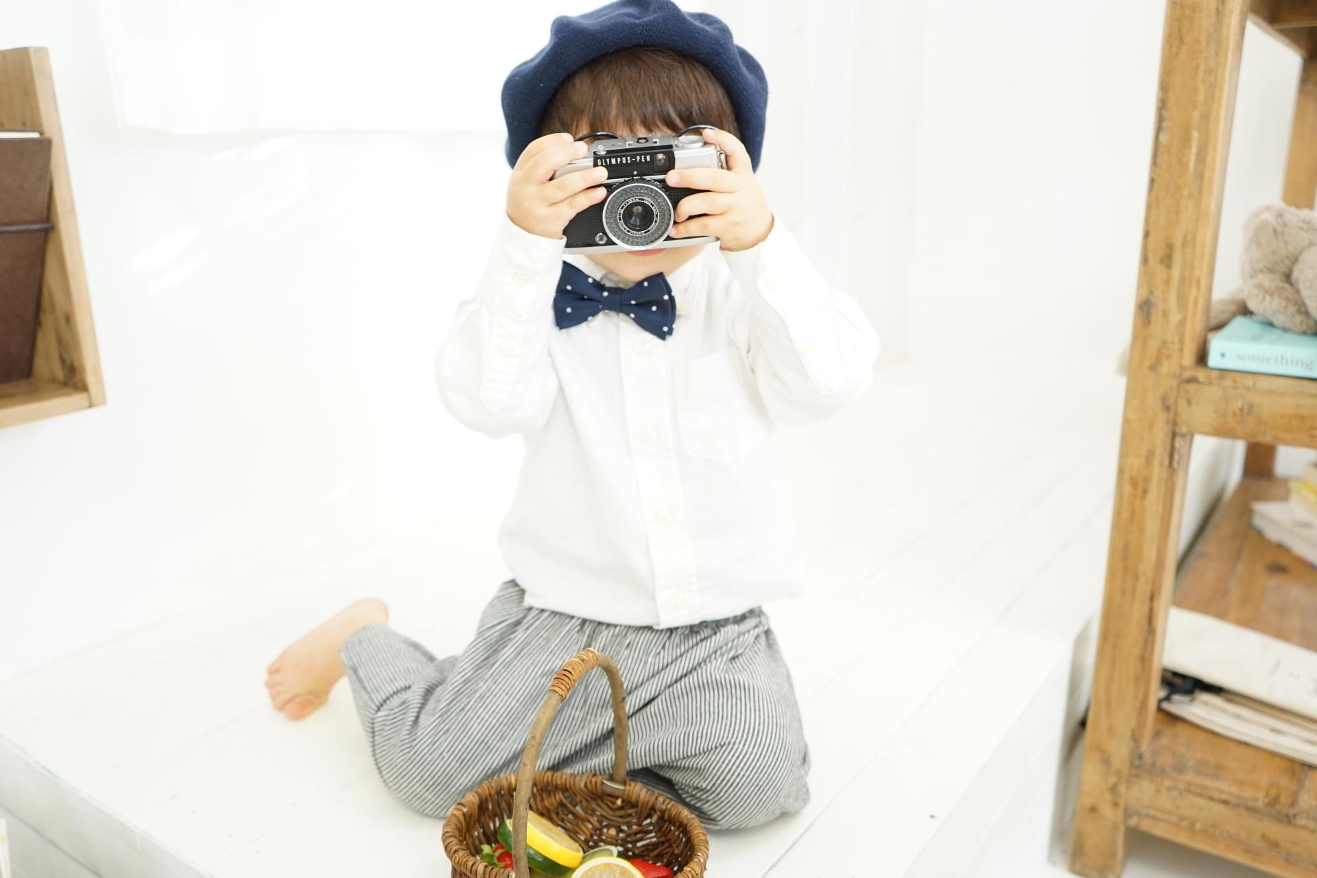 子ども用デジタルカメラのおすすめ3選&選び方【感性を育てる】