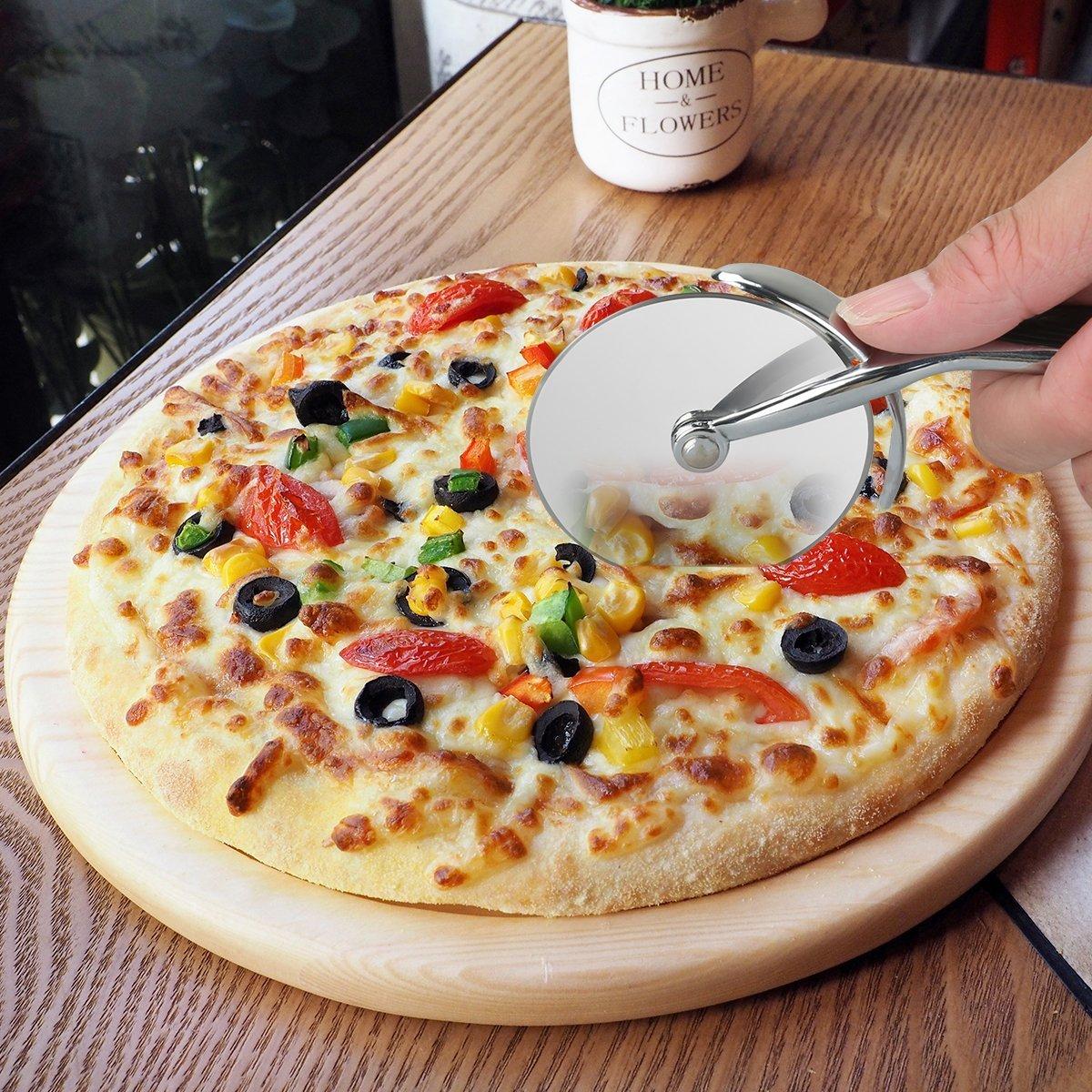 ピザカッターのおすすめ5選&選び方【おしゃれでよく切れる】