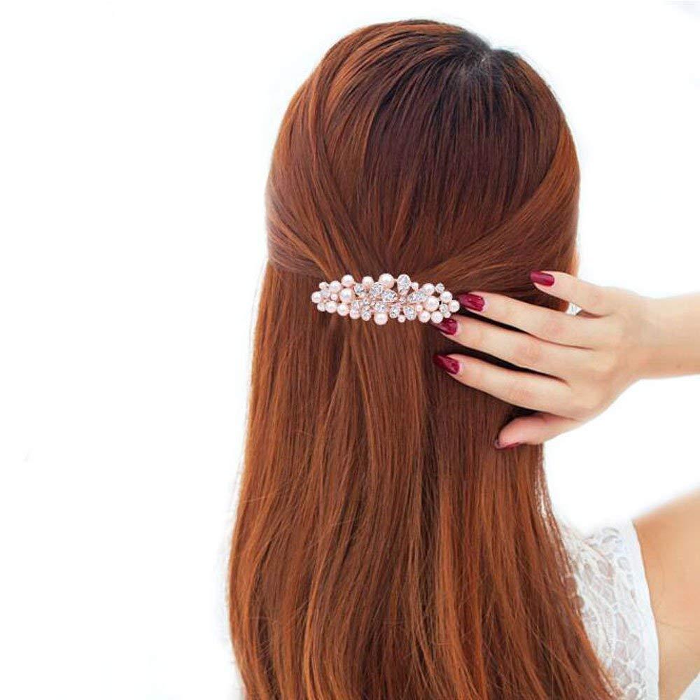 バレッタのおすすめ5選&選び方【簡単で可愛いヘアアレンジを♡】