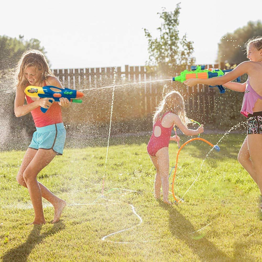 水遊び用おもちゃのおすすめ18選!プールや海やお庭で遊ぼう
