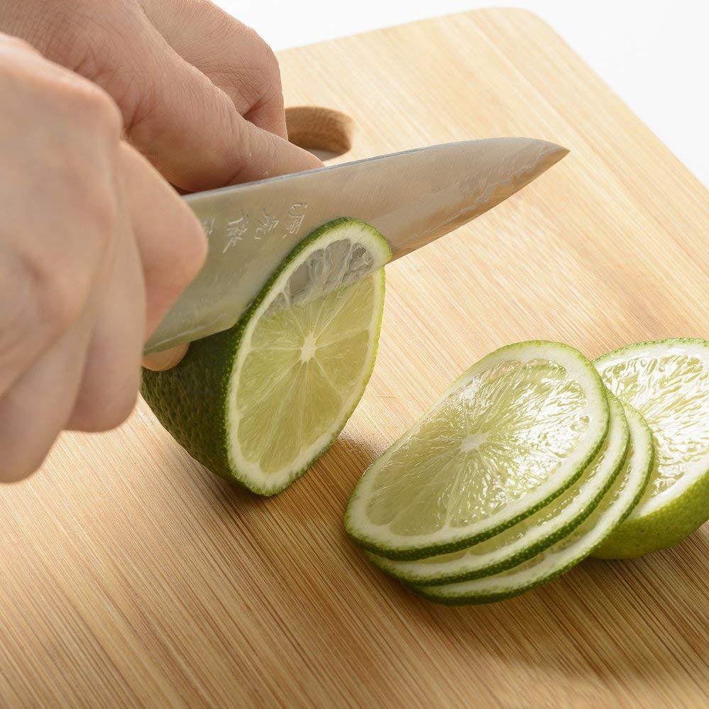 ペティナイフのおすすめ5選!ダマスカス鋼製も