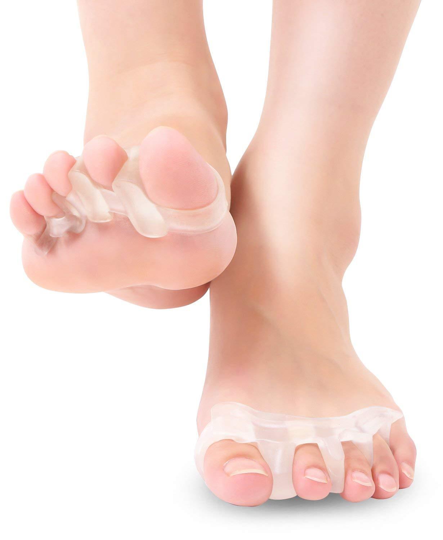 足指セパレーターのおすすめ3選!冷え性や外反母趾に