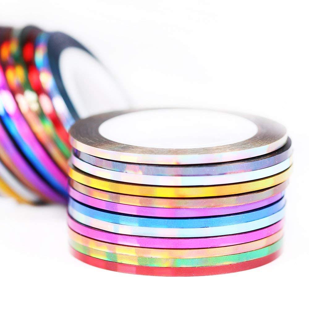 ネイル用ラインテープのおすすめ4選&選び方【使い方・貼り方も】