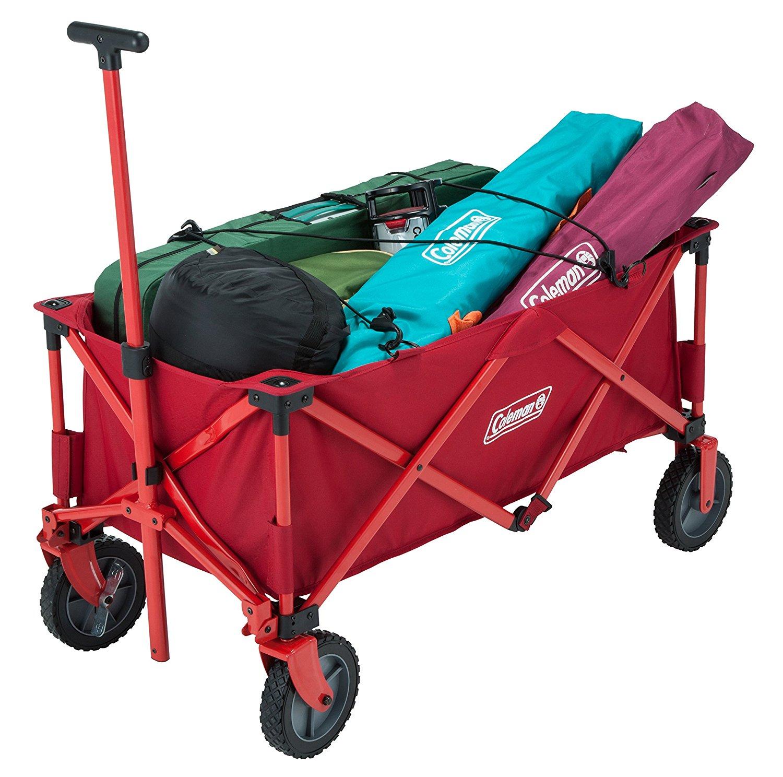キャリーカートのおすすめ6選&選び方【重い荷物を楽に運ぶ】