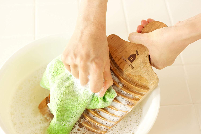 洗濯板のおすすめ6選&選び方【少量の洗濯物は断然手洗い】