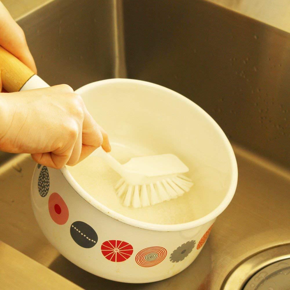 キッチンブラシのおすすめ4選!力を入れやすいハンディタイプも