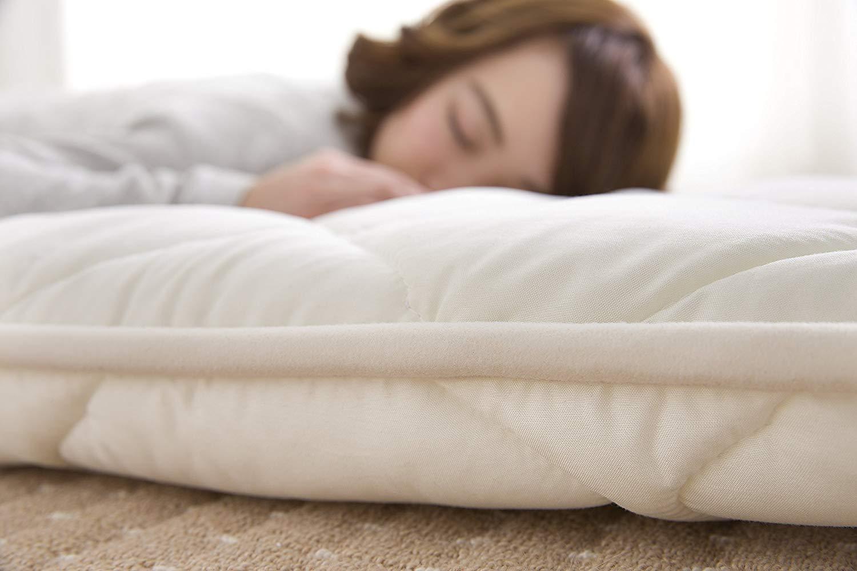敷き布団のおすすめ5選&選び方【腰痛・冷え性対策にも】