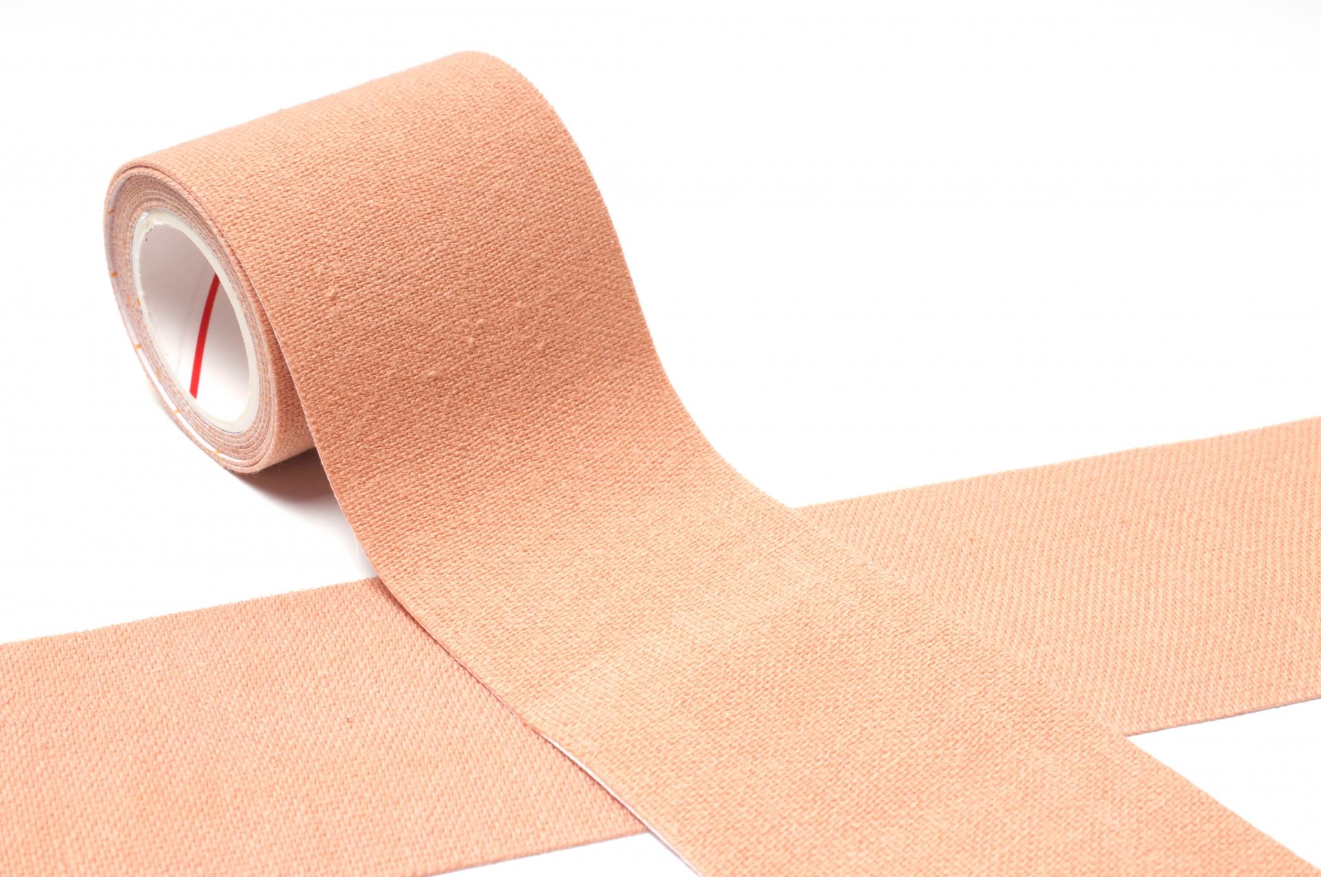 テーピングテープのおすすめ5選&選び方【怪我の予防に】